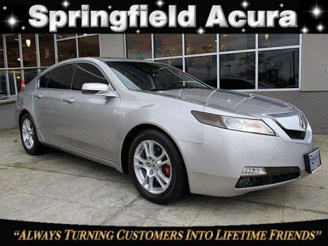 Pre-Owned 2010 Acura TL 4dr Sdn 2WD