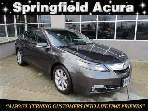 Certified Pre-Owned 2014 Acura TL 4dr Sdn Auto 2WD Tech