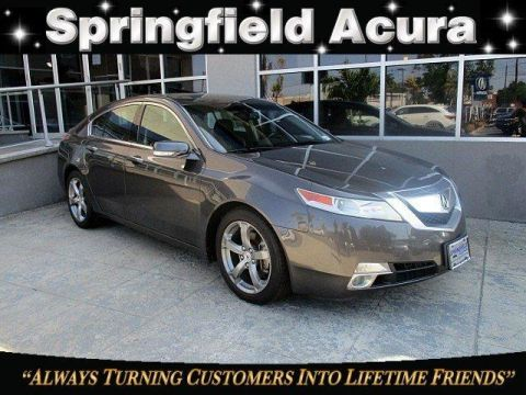 Pre-Owned 2010 Acura TL Tech Auto