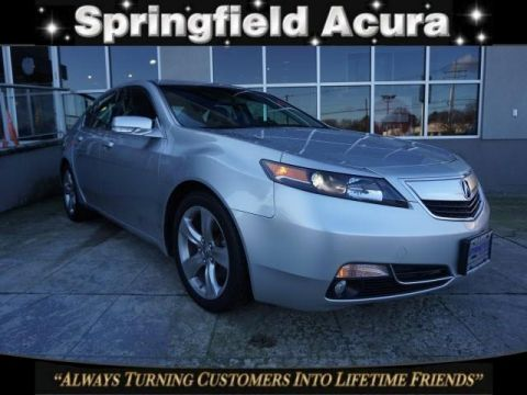 Pre-Owned 2014 Acura TL 4dr Sdn Auto SH-AWD Tech
