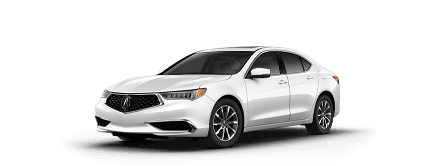 New 2018 Acura TLX 2.4 8-DCT P-AWS with Technology Package With Navigation