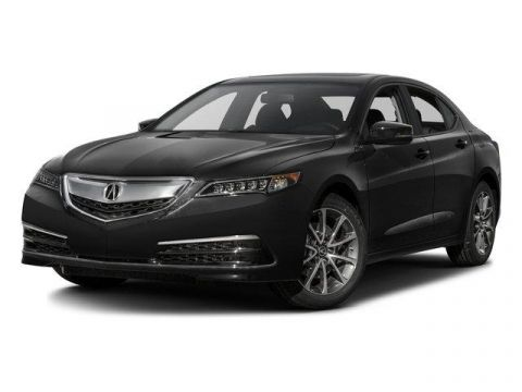 New 2016 Acura TLX 3.5 V-6 9-AT P-AWS