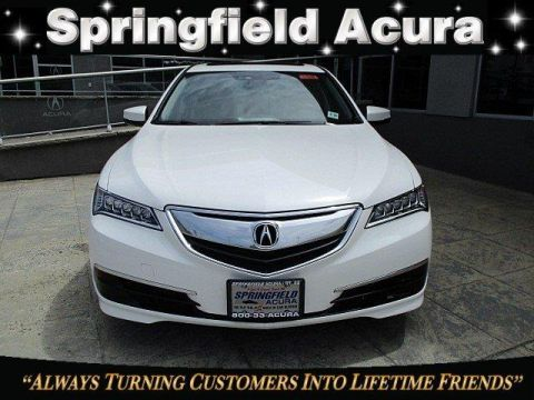 Pre-Owned 2016 Acura TLX 4dr Sdn FWD V6 Tech