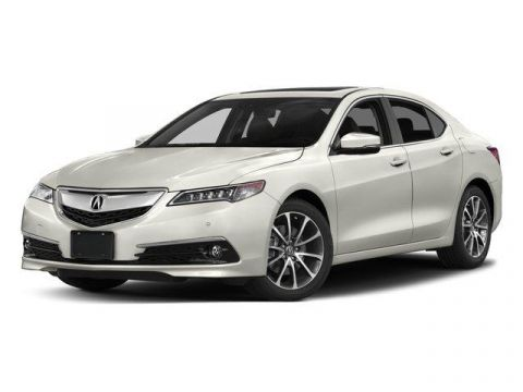 New 2017 Acura TLX 3.5 V-6 9-AT SH-AWD with Advance Package With Navigation