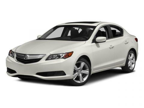 Pre-Owned 2015 Acura ILX 4dr Sdn 2.0L