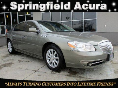 Pre-Owned 2011 Buick Lucerne 4dr Sdn CXL