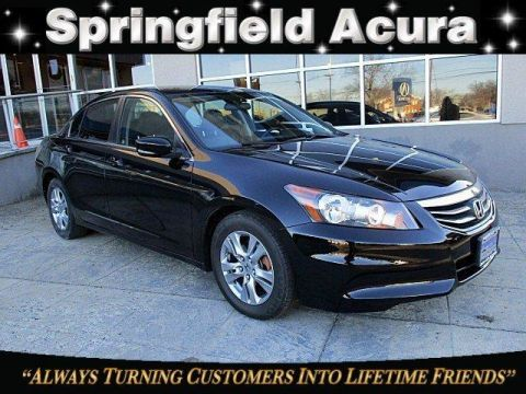 Pre-Owned 2011 Honda Accord 4dr I4 Auto SE