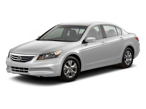 Pre-Owned 2012 Honda Accord 4dr I4 Auto SE