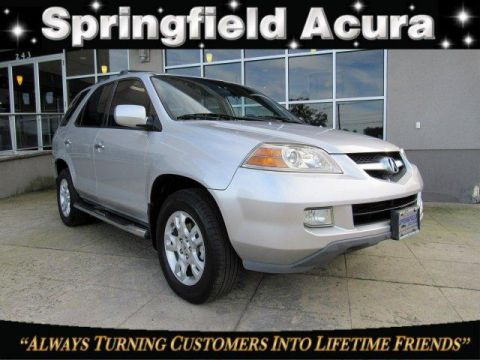 Pre-Owned 2006 Acura MDX 4dr SUV AT Touring