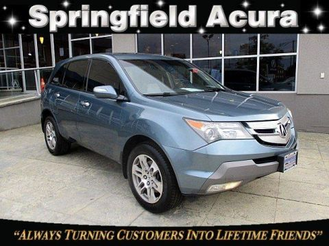 Pre-Owned 2008 Acura MDX 4WD 4dr