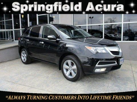 Certified Pre-Owned 2013 Acura MDX Tech Pkg