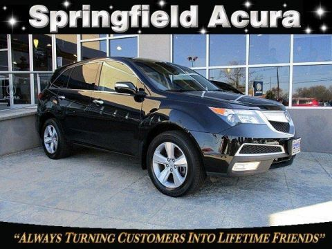 Pre-Owned 2013 Acura MDX Tech Pkg