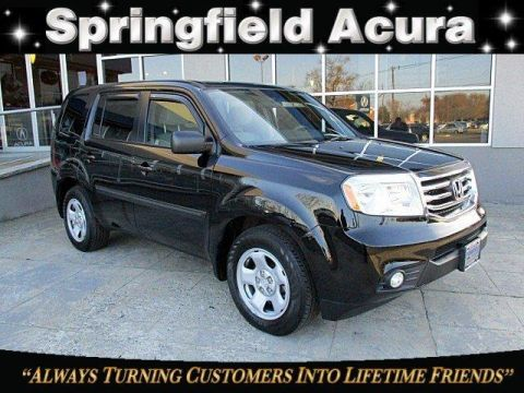 Pre-Owned 2015 Honda Pilot 4WD 4dr LX