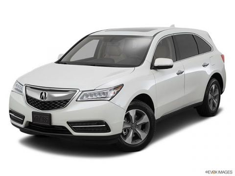 Pre-Owned 2016 Acura MDX FWD 4dr w/Tech/AcuraWatch Plus