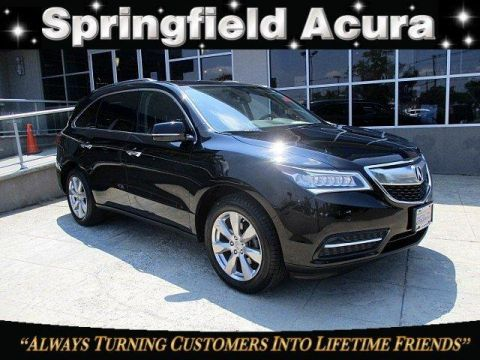 Pre-Owned 2015 Acura MDX SH-AWD 4dr Advance/Entertainment Pk