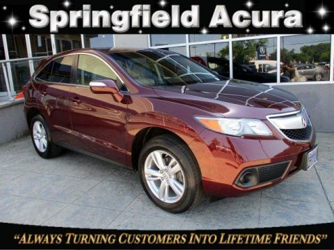 Certified Pre-Owned 2015 Acura RDX AWD