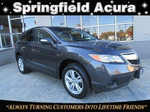 Certified Pre-Owned 2014 Acura RDX AWD 4dr