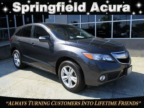 Pre-Owned 2014 Acura RDX AWD 4dr Tech Pkg