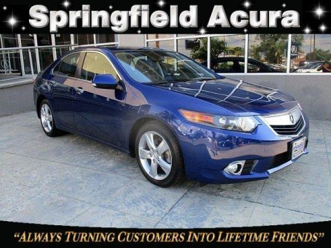 Certified Pre-Owned 2014 Acura TSX 5-Speed Automatic