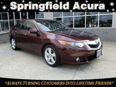 Pre-Owned 2010 Acura TSX 4dr Sdn I4 Auto Tech Pkg