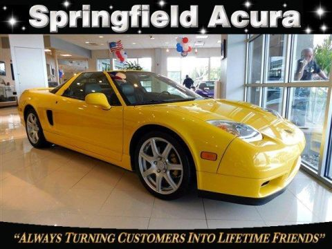 Pre-Owned 2002 Acura NSX