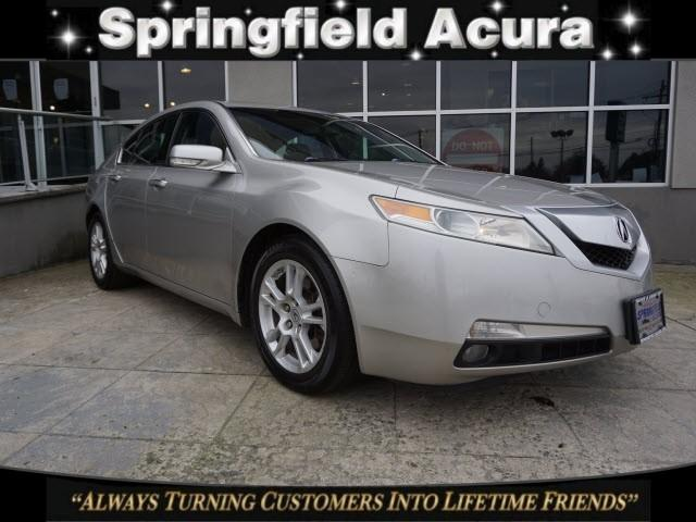 Pre-Owned 2010 Acura TL 4dr Sdn 2WD Tech