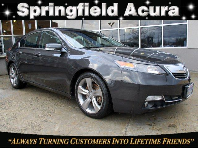 Certified PreOwned Acura TL SHAWD With Technology Package - Are acura tl good cars
