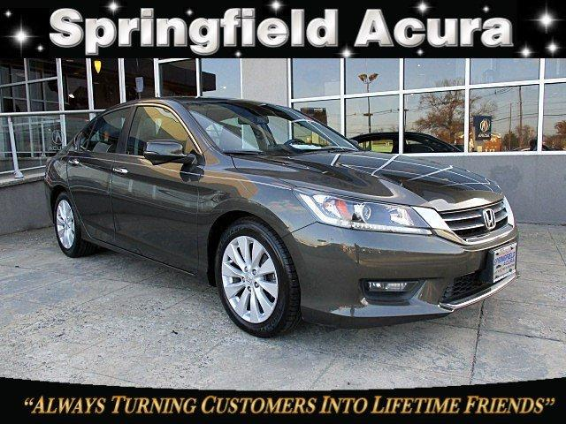 Pre-Owned 2015 Honda Accord 4dr I4 CVT EX-L
