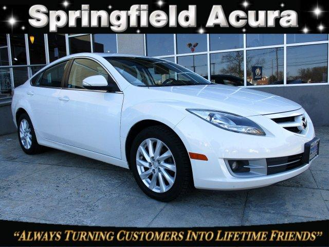 Pre-Owned 2012 Mazda6 4dr Sdn Auto i Touring Plus