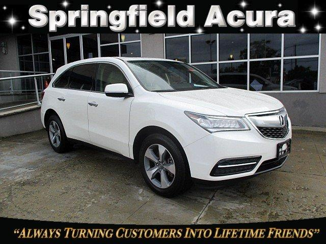 Certified Pre-Owned 2014 Acura MDX SH-AWD