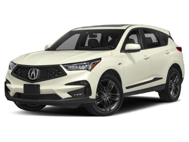 New 2019 Acura Rdx Base Sport Utility In Springfield Township