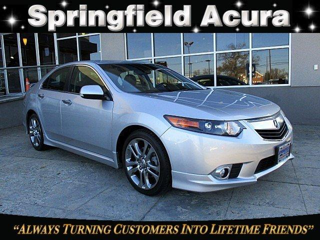 Certified Pre-Owned 2013 Acura TSX 5-Speed Automatic