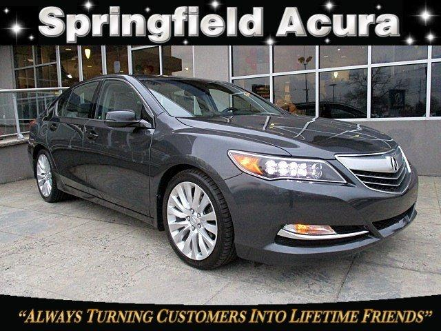 Pre-Owned 2014 Acura RLX 4dr Sdn Tech Pkg