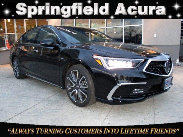 New Acura RLX Sport Hybrid SHAWD With Advance Package Dr Car - Acura hybrid 2018